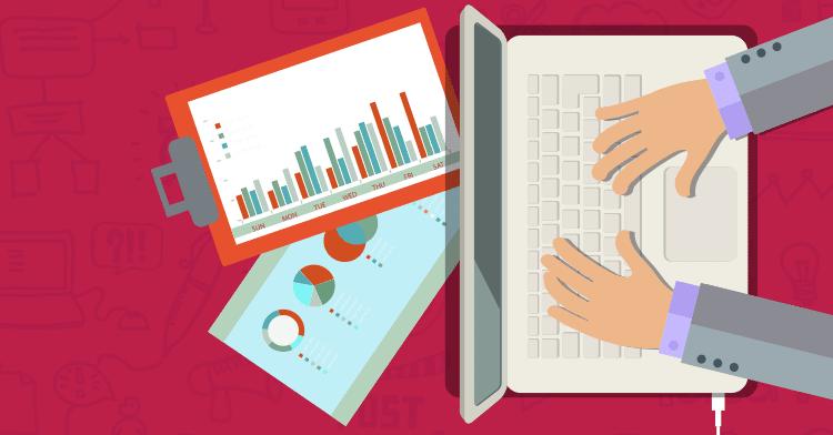 Aprendendo a analisar e explicar resultados online