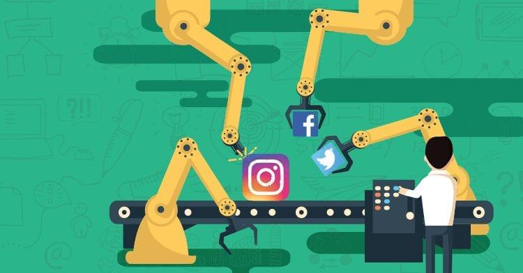 Automatizar a Gestão de Redes Sociais