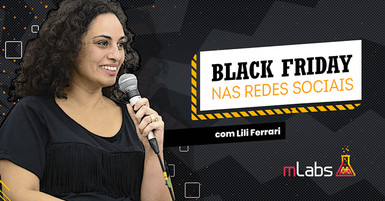 Black Friday nas Redes Sociais
