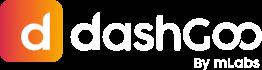 Imagem mostra o logo da DashGoo by mLabs